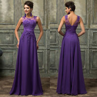CHEAP Long Wedding Ball Gown Evening Formal Party Prom Maxi Bridesmaid Dresses