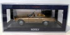 Coches, camiones y furgonetas de automodelismo y aeromodelismo NOREV Cabrio de escala 1:18