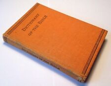 Dictionary Of The Bible - Vintage Miniature Hardback - Albert M. Hyamson