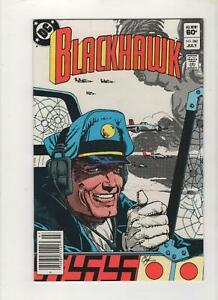 Blackhawk #260 Newsstand Variant, FN+ 6.5, 1st Print, 1983, See Scans