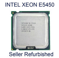 Intel Xeon E5450 CPU 3.0GHz LGA 775 1333 MHz Quad-Core-Prozessor SLANQ 12MB Lot