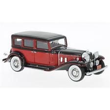 STUTZ SV 16 RED/BLACK 1933 1:43 Neo Scale Models Auto d'Epoca Die Cast