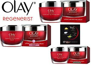 Olay Regenerist Advanced Anti-Age 3 Point Age Defying Cream, 50ml