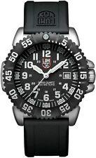 Luminox 3151 Colormark Navy Seal Swiss Made Quartz Stainless Steel Watch