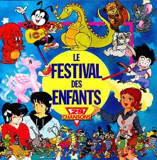 CLUB DOROTHEE - 2 CDs Le festival des enfants 29 génériques rares BERNARD MINET