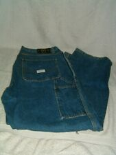 VTG Bogari Mens Denim Carpenter Jeans 38 X 32