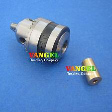 "VANGEL--Applicable motor shaft diameter 6.35mm 1/4"" mini drill chuck 0.6-6mm B10"