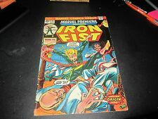 MARVEL PREMIERE #15: 1ST APPEARANCE/ORIGIN OF IRON FIST !! F TO F-  + FREE GIFT
