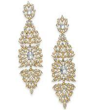UPC 636206881862 product image for I.n.c. Gold-tone Crystal & Imitation Pearl Kite Drop Earrings | upcitemdb.com
