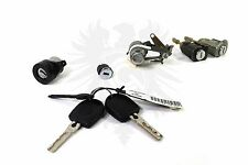 Genuine OEM VW Mk4 Golf Jetta Valet Key Door Ignition Lock Cylinder Tumbler Set