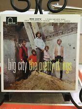 The Pretty Things Big City 7-Inch EP 1999 Norton Reissue EX/EX