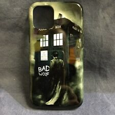 DR WHO TARDIS Bad Wolf iPhone 7 8 Plus X/XS Max XR 11 Pro Max Phone Case