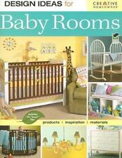 Design Ideas for Baby Rooms (Home Decorating), Hillstrom, Susan, 1580112145, Boo