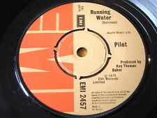 "PILOT - RUNNING WATER  7"" VINYL"