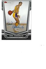 GAIL   GOODRICH    LAKERS       AUTOGRAPHED    CARD