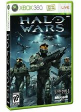 HALO WARS X-BOX 360 NUOVO SIGILLATO