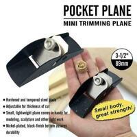 Woodworking Mini Wood Trimming Plane Hand Planer Carpenter Tool D0L0