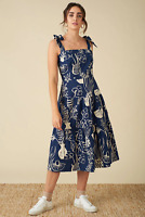 Emily and Fin Iona Dress Berber Baskets PRE-ORDER