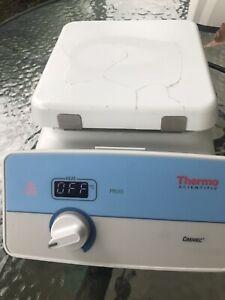 Thermo Scientific Cimarec Hot Plate, Ambient to 540°C, Ceramic