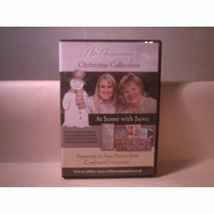 Cute Companions Christmas Collection At Home with Jayne DVD