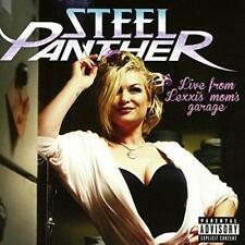 Steel Panther - Live From Lexxi's Mom's Garage (NEW CD)
