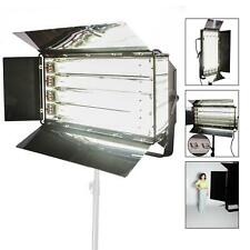 Studio Light Panel Fluorescent 55W 4 Bank Flood Lighting TV Photo Video Osram UK