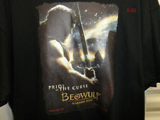 BEOWULF PROMO comic con SDCC t-shirt SHIRT size L large angelina jolie movie