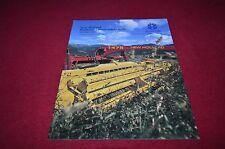 New Holland 1475 Haybine Mower Conditioner Dealers Brochure YABE11