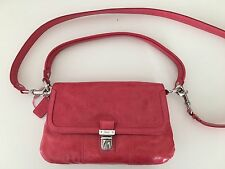 Brand New Authentic Pink 100% Leather Coach Handbag