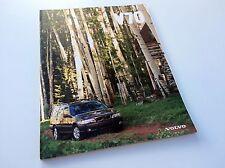 1998 VOLVO V70 SPORTSWAGON BROCHURE -V70-GT-GLT-T5-AWD-V70R-XC SPORTS WAGON