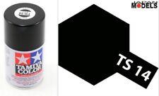 Tamiya TS-14 TS14 TS 14 BLACK Bomboletta Vernice Spray 100ml 85014 New