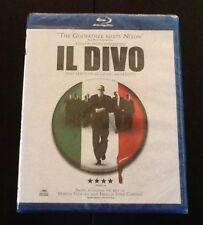 Il Divo (DVD, 2009) Blu-Ray,  Sealed movie plus extras, English subtitles