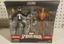 Marvel Legends Kraven 2 Pack Spider-man Kraven 2 Pack New in Box Exclusive