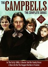 The Campbells Complete Series Season 1 2 3 4 DVD Set Collection TV Show Episode