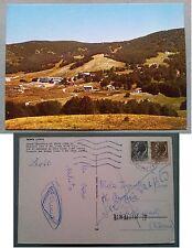 Monte Livata - Veduta panoramica del Monte Livata 1972