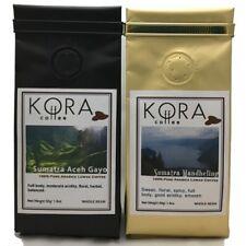 Pure Sumatra ACEH GAYO & MANDHELING Arabica Kopi LUWAK Civet Coffee Bean Combo