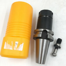 HSS Toolholder BT40 Taper ER32 Collet Chuck Tool Holder L100mm 10000RPM CNC Mill