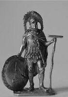 HISTORICAL TIN FIGURES GREECE SPARTAN COMMANDER 5TH CENTURY BC 54MM 1/32 AG13