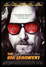 THE BIG LEBOWSKI * CineMasterpieces RARE ORIGINAL MOVIE POSTER 1998 DUDE STONER
