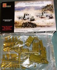 Pegasus U.S. Trucks WWII 1/72
