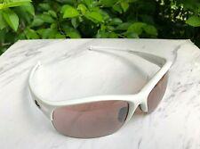 Gentil Oakley Commit Lunettes de Soleil Poli Blanc Monture / G30 Lentille 03-784