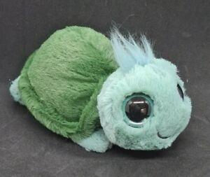 BNWT Cute 9cm x 14cm Jellycat Frizzles Tortoise Stuffed Animal Plush Toy FRI6T