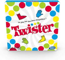 Hasbro Twister - Jeu de societe fun déquilibre - Version française