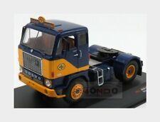 Volvo F88 Tractor Truck 2-Assi 1971 Yellow Blue IXO 1:43 TR034