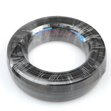 300M FTTH Fiber Optic Drop Cable Patch Cord SC to SC Simplex SM Jumper DHL Free