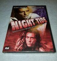 NIGHT TIDE DVD ,DENNIS HOPPER *RARE oop