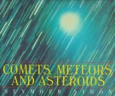 Comets, Meteors, and Asteroids-ExLibrary