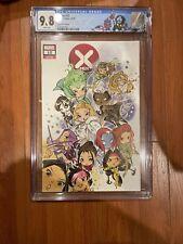 X-Men 12 CGC 9.8 MoMoko Chibi low print First Appearance Of Genesis