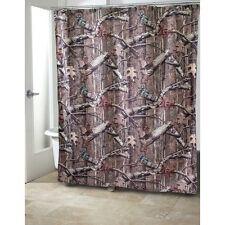 Mossy Oak Fabric Shower Curtain by Avanti Linens