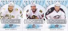 12-13 Artifacts Andrew Joudrey /999 Rookie Blue Jackets 2012